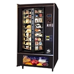 Crane National 431 Shoppertron Factory Refurbished Cold Food Vending Machine