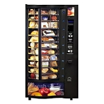 Crane National 432 Shoppertron (Factory Refurbished) Cold Food Vending Machine