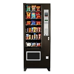 AMS Slim Gem Sensit 3 Wide 24 Selection Snack Vending Machine