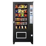AMS 35 Sensit Factory Refurbished 32 Selection Snack Vending Machine