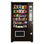 AMS Wide Gem Sensit 5 Wide 40 Selection Snack Vending Machine
