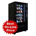 Infinity Series INF4S 4 Wide 32 Selection Snack Vending Machine