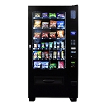 Infinity Series INF4S 4 Wide 40 Selection Snack Vending Machine