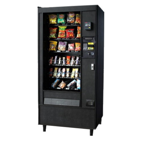 Automated Products 122 Refurbished Snack Vending Machine