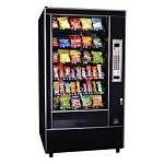 Automated Products 7600 Factory Refurbished 45 Selection Snack Vending Machine