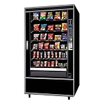 National Snacktron 145 Factory Refurbished 45 Selection Snack Vending Machine