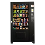AMS 39 Sensit (Factory Refurbished) 40 Selection Snack Vending Machine