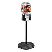 VendPro Classic Barrel Head  (ABS Body) 15-inch Gumball Machine w/Retro Stand