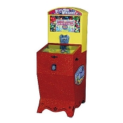 Play More Action Style Gumball Pinball Game Machine