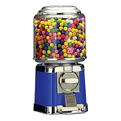 Beaver Round Barrel Head 16-inch Bulk Candy & Gumball Vending Machine