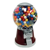 The Universal Classic Big Bubble 16-inch Gumball Vending Machine