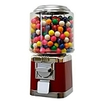 VendPro Classic Barrel Head  (Metal Body) 15-inch Gumball Vending Machine