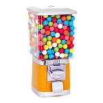 VendPro Classic Square Head (ABS Body) 15-inch Gumball Vending Machine