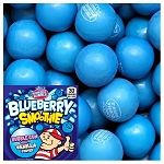 Dubble Bubble Blueberry Smoothie Bubble Gum (1.0