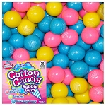 Dubble Bubble Cotton Candy Gumballs / Available in 2 Sizes