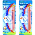 Bow and Arrow 4 Piece Set (22-inch) - 8 Sets per Box