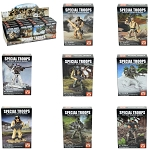 Special Troops Assorted Block Toys (4.5-inch) - 32 Pieces per Case