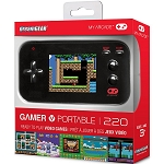 Gamer V Portable Handheld Game - 2 Game Systems per Box