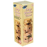 Large 48 Piece Wooden Tower Game - 12 Game Sets per Case