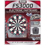 Franklin Sports FS3000 Electronic Dartboard - 2 Sets per Case