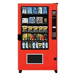 AMS High Security 'Outsider' (40 Selection) Car Wash Vending Machine