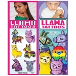 Llama Tattoos (In Folders) 300 Count Box