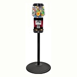 Ultra Classic Bulk 1-inch Toy Capsule Vending Machine w/Secure Cash Drawer and Retro Stand