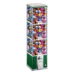 Northern Beaver 40 Toy Capsule Vending Machine, Bulk Toy Vendor