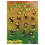 Monkeyin' Around Figurines (1.1
