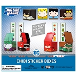 DC Comics Chibi Sticker Boxes (2.0