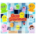 Octo Squishies - Series 2 (2.0