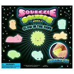 Squeezie Squeees Glow in the Dark Series 3 (2.0