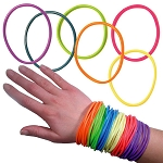 Jelly Bracelets (Non-Capsulated - Bulk Bin Toys) 500 Count Box