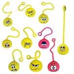 SpongeBob Stretchy Yo-Yo Balls (Non-Capsulated - Bulk Bin Toys) 200 Count Box