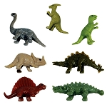 Stretch Dinosaurs (Non-Capsulated Bulk Bin Toys) 300 Count Box
