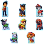 PAW Patrol Finger Puppets (Non-Capsulated - Bulk Bin Toys) 300 Count Box