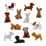 Adopt A Puppy Series 4 (Non-Capsulated - Bulk Toys) 400 Count Box