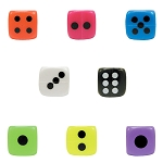 Big Dice (Non-Capsulated - Bulk Toys) 400 Count Box
