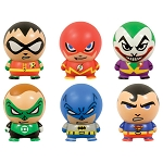DC Comics Buildable Figurines (Non-Capsulated - Bulk Bin Toys) 250 Count Box