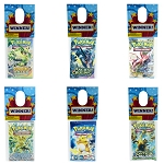 Hanging Pokémon Booster Kit - 36 Pieces per Box