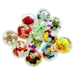 4.0-inch Capsule - Plush Toys Redemption Prize Ball Kit - 100 Count Case