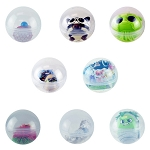 5.0-inch Capsule Assorted Toy & Novelty Redemption Prize Ball Kit - 72 Count Case