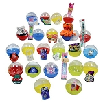 4.0-inch Capsule - Fun Mix Redemption Prize Ball Kit - 96 Count Case