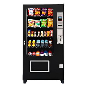 AMS 35 (16 Selection Snack - 12 Selection Drink) Snack Soda Combo Vending Machine