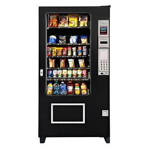 AMS Corner Deli (8 Selection Food - 12 Selection Snack - 12 Selection Drink) Food Snack Soda Combo Machine