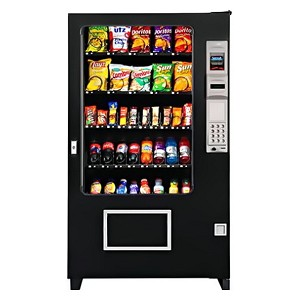 AMS 39 Snack Soda Combo Vending Machine