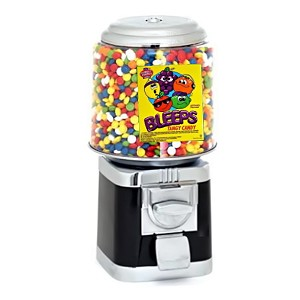 VendPro Barrel Head ABS Candy Machine