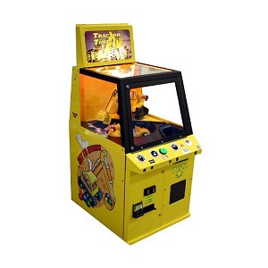 Tractor Time Arcade Action Crane Claw Machine