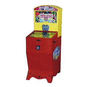 Play More Action Style Gumball Machine