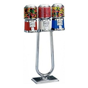 Beaver Round Candy Gumball Machine